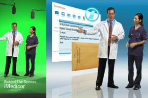 iMedicor Greenscreen Shoot