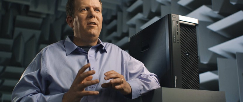 The Vision Behind the New Dell Precision